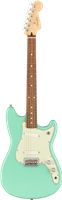 Fender Player Duo Sonic™, Pau Ferro Fingerboard, Seafoam Green