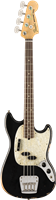 Fender JMJ Road Worn® Mustang® Bass, Black