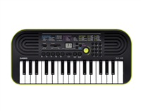 Mini clavier Casio SA-46 utilisable en guide chant