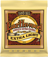 Cordes folk Earthwood Extra Light 10-50