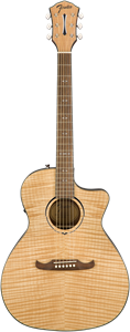 Guitare E/A Fender FA-345CE Auditorium Natural