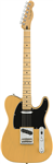 Guitare Electrique Fender Player Telecaster Erable, Butterscotch Blonde