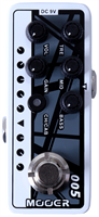 Micro Preampli Mooer Fifty-Fifty 3 - EVH® 5150
