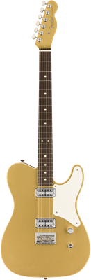 Fender Limited Edition Cabronita Telecaster®, Rosewood Fingerboard, Aztec Gold