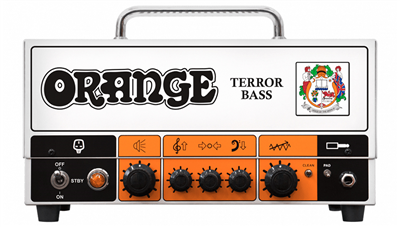 Tête d'ampli basse Orange TERROR BASS 500