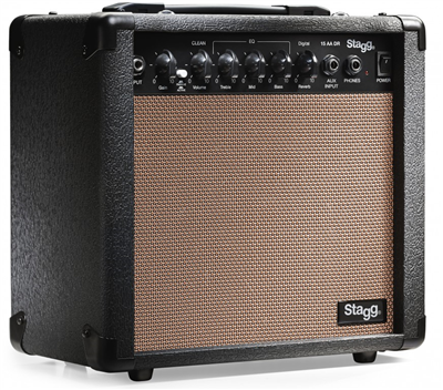 Ampli Electroacoustique Stagg 15W