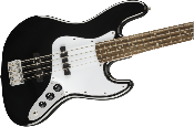 Squier Affinity Series™ Jazz Bass®, Laurel Fingerboard, Black