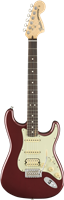 Fender American Performer Stratocaster® HSS, Rosewood Fingerboard, Aubergine