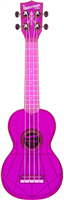 Kala - Ukulélé - Soprano (Standard) KA-SWF - THE WATERMAN fluorescent  Purple Gr