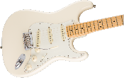 Fender American Pro Stratocaster®, Maple Fingerboard, Olympic White