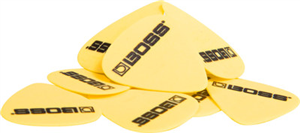 Médiators Boss Delrin Pick .73mm Medium 12 Pack