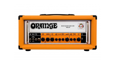 Tête d'ampli guitare Orange ROCKERVERB100H MKIII