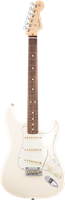 Fender American Pro Stratocaster®, Rosewood Fingerboard, Olympic White