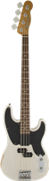 Fender Mike Dirnt Road Worn® Precision Bass®, Rosewood Fingerboard, White Blonde