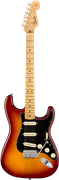 Electric Guitars Fender Rarities Flame Ash Top Stratocaster®, Birdseye Maple Nec