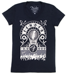 Tee-shirt Femme Jukebox Est 1946 Navy XL