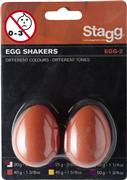 Oeufs sonores Stagg Orange 40 g
