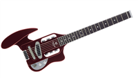 Guitare de voyages Traveler Guitar SPEEDSTER - Red