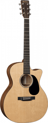 Guitare E/A Martin Grand Performance GPCRSGT Gaucher