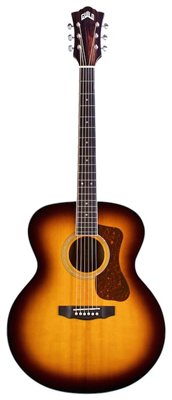 GUILD F-250E Deluxe Maple ATB  (Série Westerly/Jumbo)