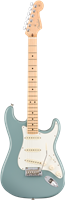 Fender American Pro Stratocaster®, Maple Fingerboard, Sonic Gray