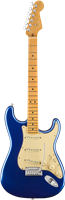 Guitare Electrique Fender American Ultra Stratocaster®, Maple, Cobra Blue