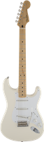Fender Jimmie Vaughan Tex-Mex™ Strat®, Maple Fingerboard, Olympic White