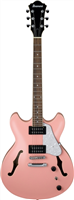 Guitare Electrique Ibanez AS63CRP Coral Pink
