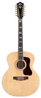 GUILD F-512 Maple  (Série Traditional USA/12 Cordes)