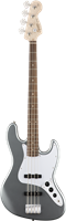 Basse Squier Affinity Series™ Jazz Bass®, Laurel Fingerboard, Slick Silver