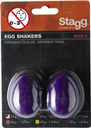Oeufs sonores Stagg Violet 25 g