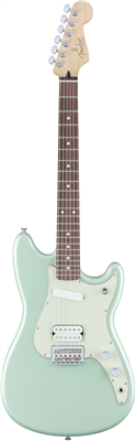 Guitare Electrique Fender Duo Sonic HS Surf Green RW