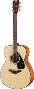 Guitare Acoustique Yamaha FS800 Naturelle