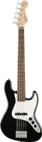 Squier Affinity Series™ Jazz Bass® V, Laurel Fingerboard, Black
