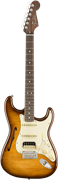 Electric Guitars Fender Rarities Stratocaster® Thinline HSS, Solid Rosewood Neck