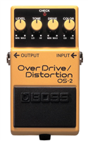 Pédale Boss Overdrive OS-2