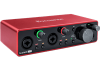 Interface Audio Focusrite Scarlett 2i2