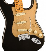 Fender American Ultra Stratocaster®, Maple Fingerboard, Texas Tea
