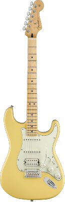 Fender Player Stratocaster® HSS, Maple Fingerboard, Buttercream
