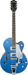 Guitare Gretsch G5420T 2016 Fairline Blue