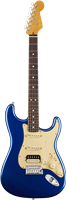 Guitare Electrique Fender American Ultra Stratocaster® HSS, Rosewood, Cobra Blue