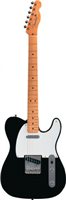 Guitare électrique Fender Telecaster Classic séries '50s black