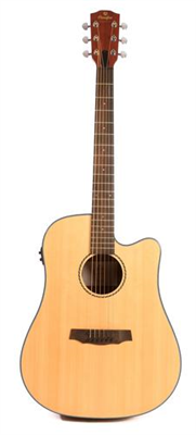 Guitare E/A Prodipe Guitars Dreadnought SD29