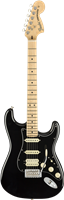 Fender American Performer Stratocaster® HSS, Maple Fingerboard, Black