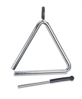 Latin Percussion LPA121 Triangles Aspire 6""
