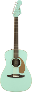 Guitare E/A Fender California Series Malibu Player, Aqua Splash