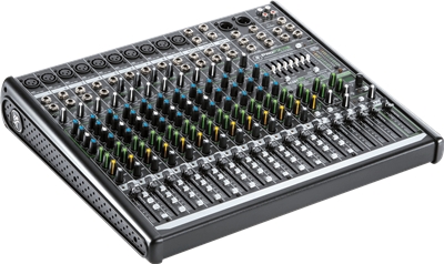 Table de mixage Mackie 16 canaux + effets - USB