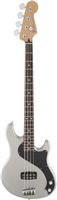 Basse Fender Dimension Bass IV cordes Ghost Silver