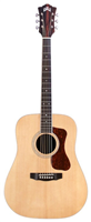 GUILD D-260E Deluxe Dreadnought, Nat (Série Westerly/Dreadnought)