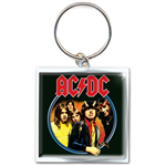 Porte Clés ACDC High Voltage